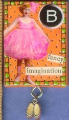 Collage Pin 'Ballet'