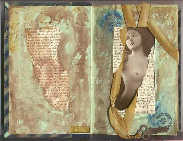altered book 1 Helga