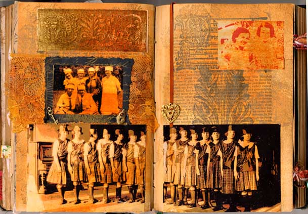 Ancestral Friendship book Gillian Allen