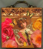 Click to see Linda's Cigar box Purse larger