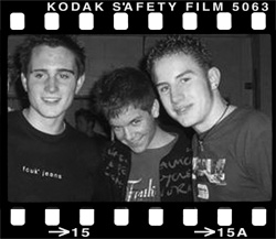 Kodak Safety film edge by Smaragd