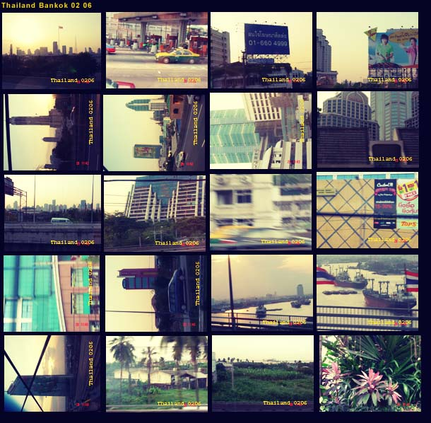 Picture package cross process colours