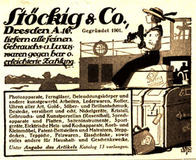 Vintage Advertising, sent in by Belinda Schneider