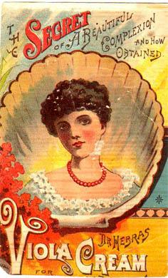 Victorian Advertisement, Lilla Le Vine