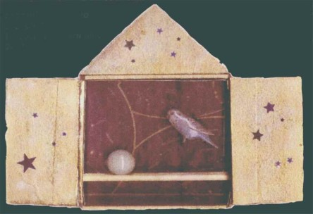 Suzanne Simanaitis/ Second Homage to Joseph Cornell