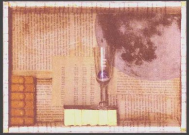 Suzanne Simanaitis/ First Homage to Joseph Cornell