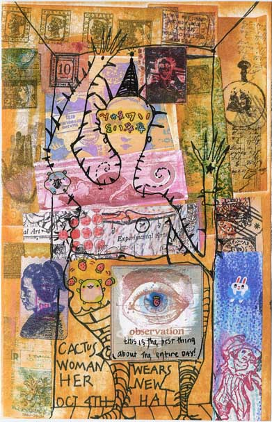 Susan Cohen /Art Journal