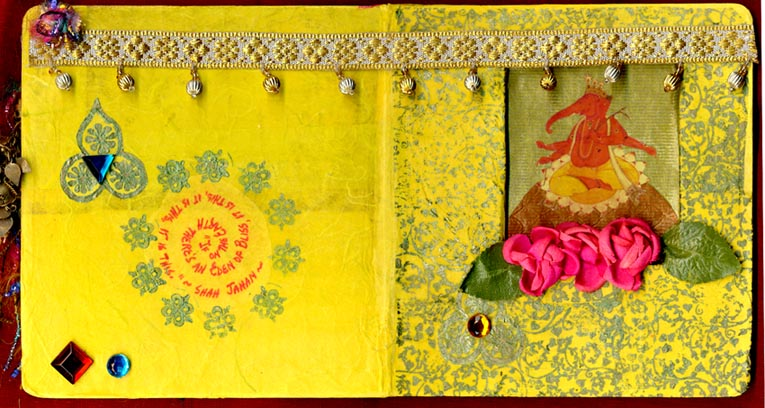 Mo Wassell, OK/Indian panel. inside