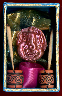 Teresa Lipiec UK, Ganesh Shrine box