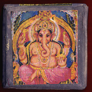 Teresa Lipiec Uk Ganesh Shrine box