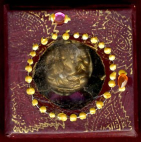 Teresa Lipiec UK, Shrine to Ganesh