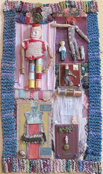 Janet Cooper An Eclectic Art
