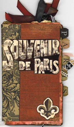 Paris Library Pocket Book