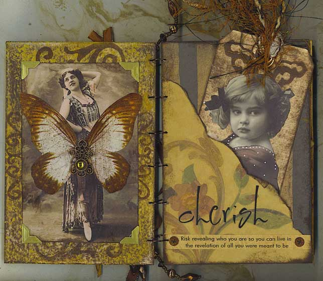Altered Book Discover 1