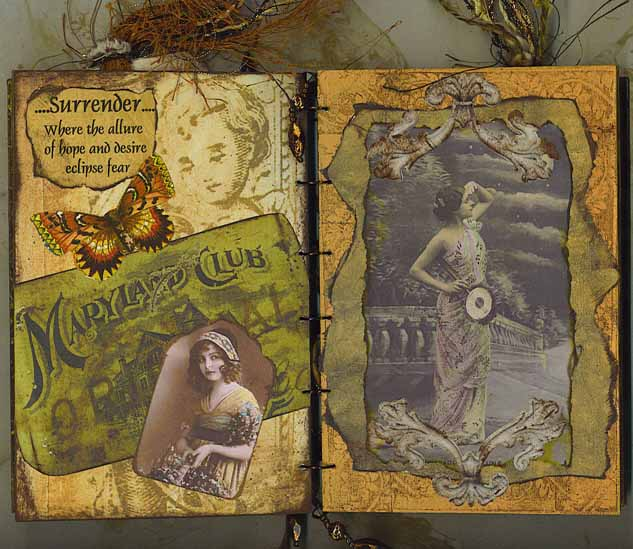 Altered Book Discover 2