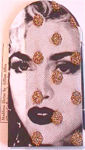 Gillian Allen/Madonna Shrine/front
