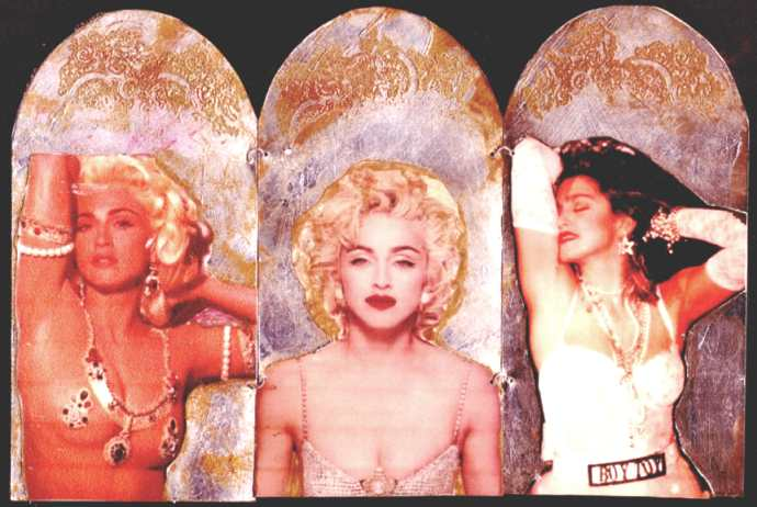 Gillian Allen/Madonna Shrine