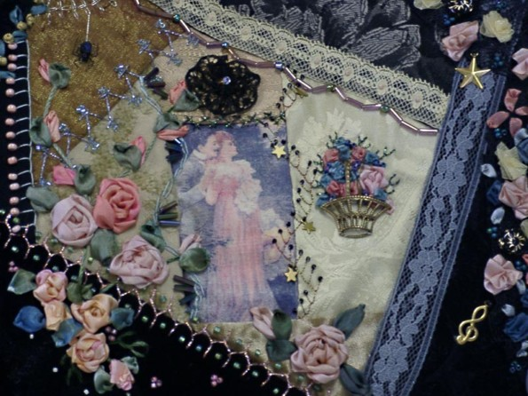 midnight garden purse