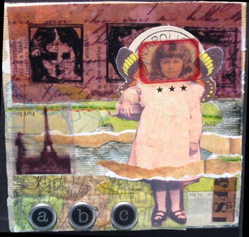 Claudia Roulier, Canvas