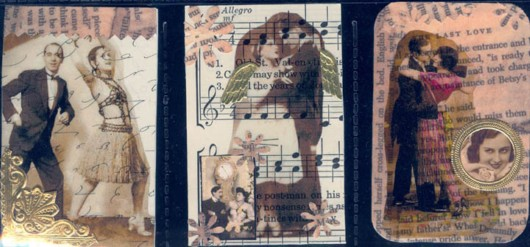 DeniseLombardozzi, Artists Trading Cards