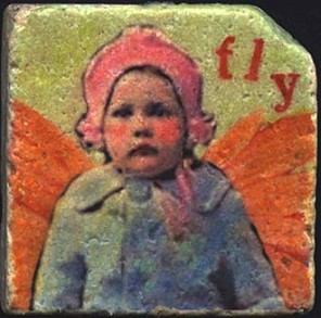 Fly tile, Maria Lamb