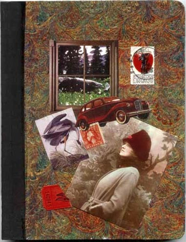 Lisa South, journal cover