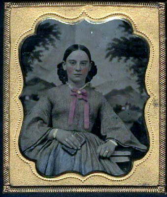 Tintypes Daguerreotypes Hand Tinted And Other Old Photos